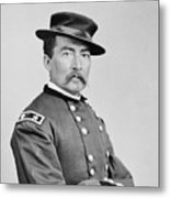 General Sheridan Metal Print by War Is Hell Store