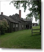 Genesee Country Village 1427 Metal Print