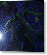 Genesis One Nine Metal Print