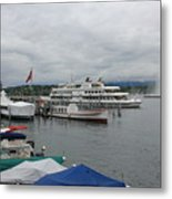 Geneva Lake Metal Print