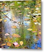 Gentle Nature Metal Print