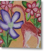 Gentleness, On My Mind, Forever On My Mind Metal Print