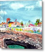 Georgetown Cayman Islands Metal Print