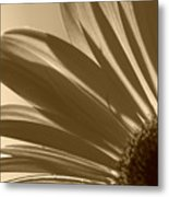 Gerber Flower Metal Print