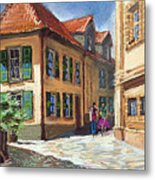 Germany Baden-baden 04 Metal Print