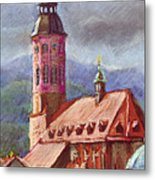 Germany Baden-baden 05 Metal Print