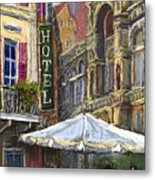 Germany Baden-baden 07 Metal Print