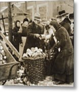 Germany: Inflation, 1923 Metal Print