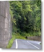 Germany Roads Metal Print