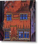 Germany Ulm Metal Print