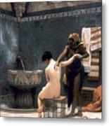 Gerome: The Bath, 1880 Metal Print