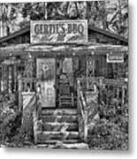 Gertie's A Weekend Tradition Metal Print