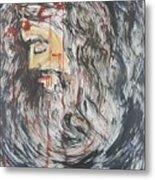 Gethsemane To Golgotha IIi Metal Print