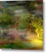 Gethsemane Vision-2008 Metal Print