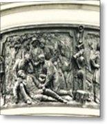 Gettysburg Monument Metal Print