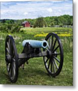 Gettysburg National Military Park Metal Print