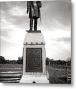 Gettysburg National Park 13th Vermont Infantry Monument Metal Print