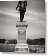 Gettysburg National Park John Gibbon Monument Metal Print