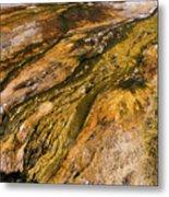 Geyser Basin Springs 2 Metal Print