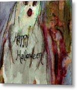 Ghost 1  Metal Print