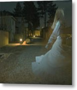 Ghost Dancer Metal Print by Scott Sawyer