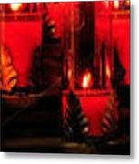 Ghost Light - St Bartholomew Metal Print