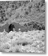 Ghost Of Colorado Metal Print