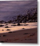 Ghost Tide Metal Print