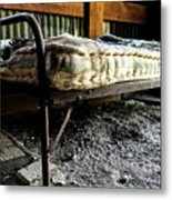 Ghost Town Accommodations  Metal Print