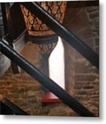 Ghosts In The Tower  Metal Print
