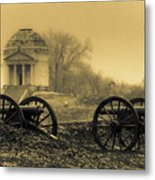 Ghosts Of Vicksburg Metal Print