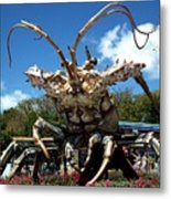 Giant Lobster Metal Print by Tammy Chesney