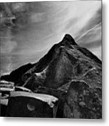 Giant's Causeway 4 Metal Print