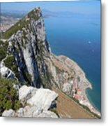 Gibraltar Metal Print