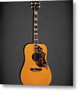 Gibson Hummingbird 1968 Metal Print