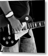 Gibson Les Paul Guitar  Metal Print