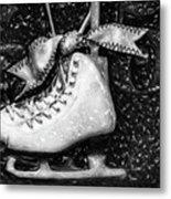 Gift Of Ice Skating Metal Print
