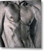 Gigolo Metal Print by Lawrence Supino