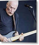 Gilmour #003 By Nixo Metal Print