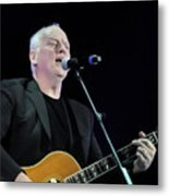 Gilmour #023 By Nixo Metal Print