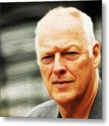Gilmour #103 By Nixo Metal Print