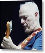 Gilmour By Nixo Metal Print
