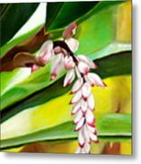 Ginger Bloom-2015 Metal Print