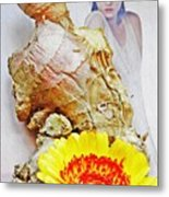 Ginger Man Metal Print