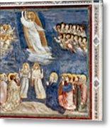 Giotto: Ascension Metal Print