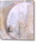 Give And Receive Metal Print by Kerryn Madsen-Pietsch