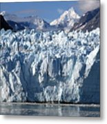 Glacier Bay 11 Photograph Metal Print