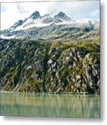 Glacier Bay 2 Metal Print
