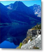 Glacier National Park #1 Metal Print