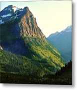 Glacier National Park 2 Metal Print